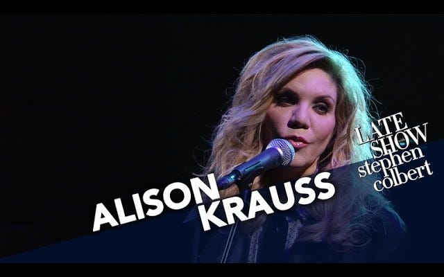 アリソンクラウスのリワークウィリーネルソンのクラシック「私はあなたのことを気にかけなかった」を見る