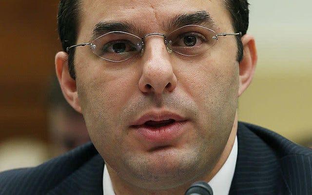 Abgeordneter Justin Amash wird der erste republikanische Kongressabgeordnete, der Trumps Amtsenthebung fordert
