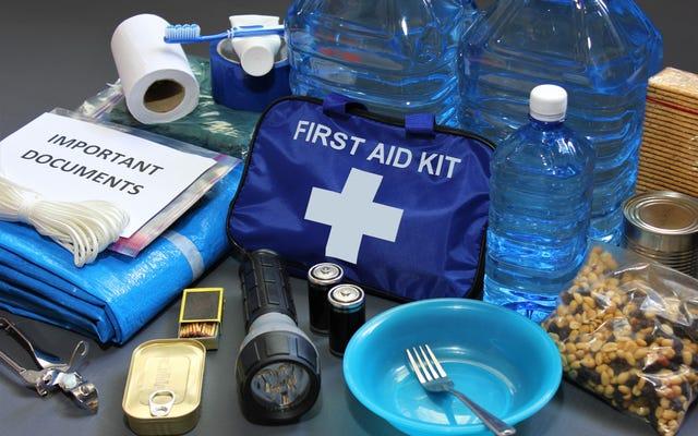 Cómo empacar una 'bolsa de viaje' para evacuaciones de emergencia