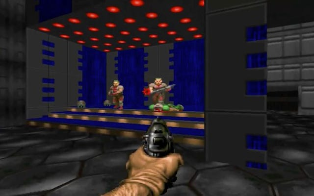 最後に、MacBookタッチバーの理由:Doomのひどいバージョンを実行している
