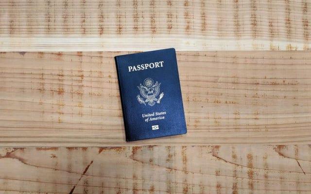 これらは、パスポートが少なくとも6か月間有効である必要がある国です。