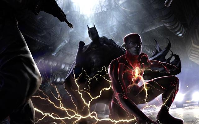 Film Flash Akan Memulai DC Cinematic Multiverse