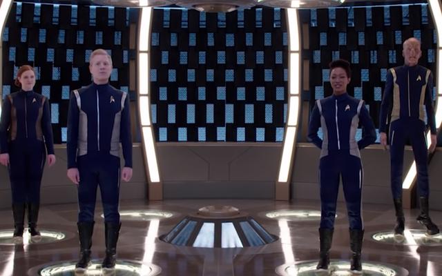Звездный путь: актерский состав Discovery поет оду ботаникам в пародии на аренду из этого мира