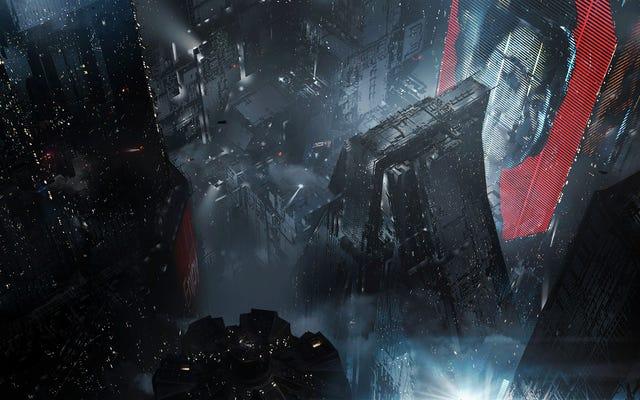 L'art de Blade Runner Black Out 2022