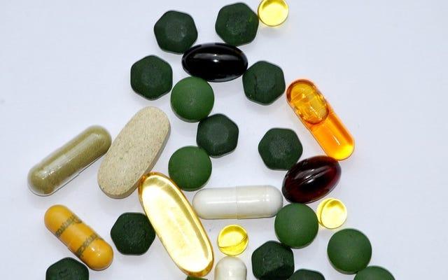 女性に人気のあるビタミンは、医療検査を歪めています