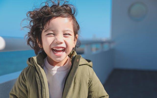 Jak pielęgnować poczucie humoru dziecka