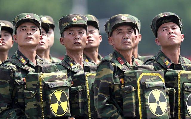 उत्तर कोरिया ने अपने परमाणु हथियारों को अलर्ट पर रखकर प्रतिबंधों का जवाब दिया