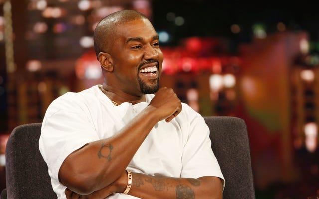 Pornhub le otorga a Kanye una membresía de por vida, por lo que realmente puede enfocar algo de atención en sí mismo