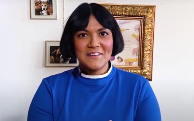 Сохла Эль-Вайлли рассказывает о неравенстве, грибах и «Фабрике чизкейков» в сериале «Это была минута»