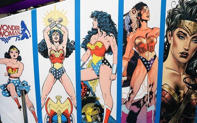 Ascolta la nipote di una vera ispirazione per Wonder Woman