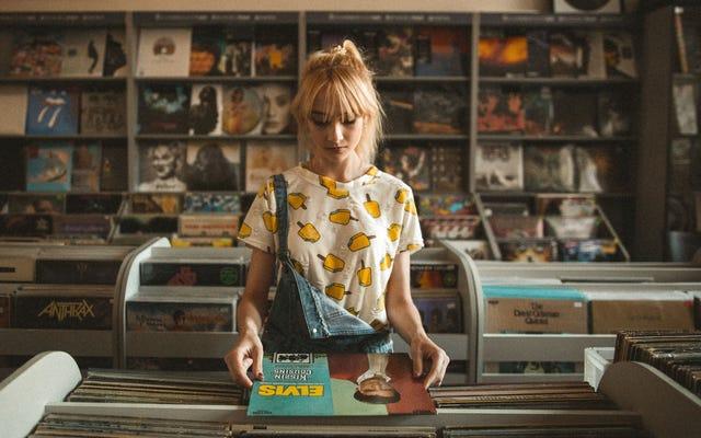Trova tutti i tuoi negozi di dischi locali con VinylHub