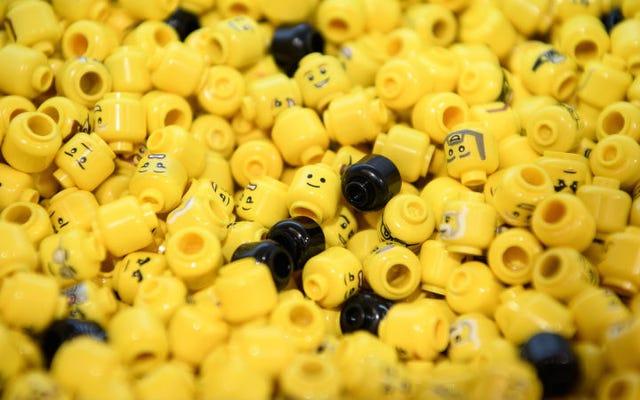 これは、誤って飲み込んだ場合に、体がレゴの一部を排出するのにかかる時間です。