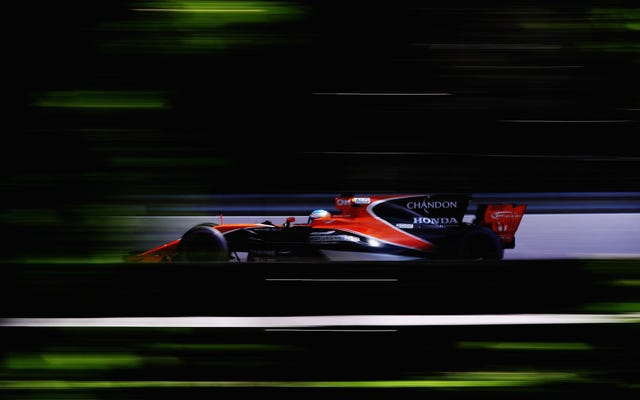ホンダは次のF1レースに少しひどいエンジンをもたらすことを誓う:レポート