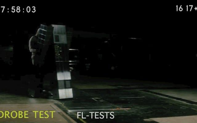 クールな星間ロボットの背後でどのように効果が生み出されたか