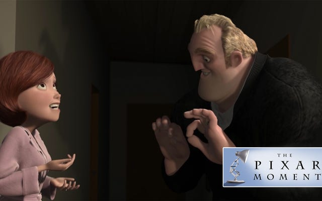 インクレディブルで、ピクサーは子供だけでなく親にも共感を呼んだ物語を語りました