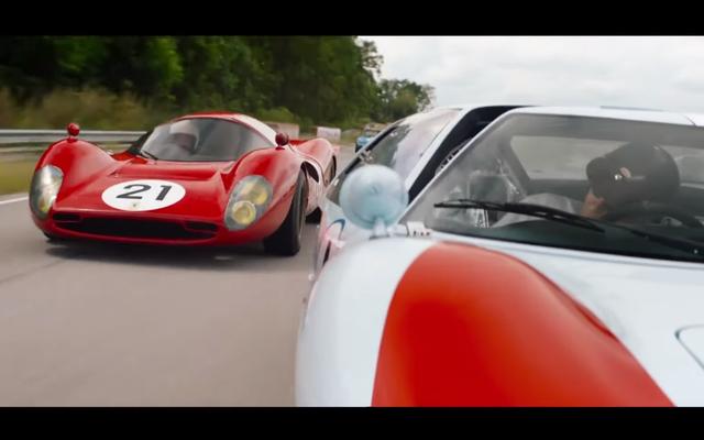 Ford V. Ferrari Mempersiapkan Perang Dunia Menjadi Dua Karakter — Dan Itulah Yang Dibutuhkan