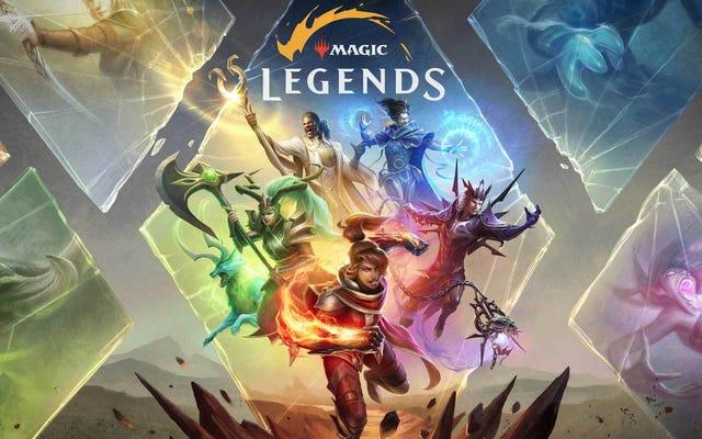 Magic: Legends hace que el combate al estilo Diablo se sienta, bueno, mágico