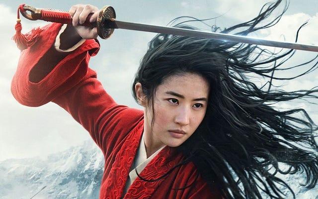 La nouvelle bande-annonce de Mulan, le remake du classique de Disney, est de la pure fantaisie et des arts martiaux