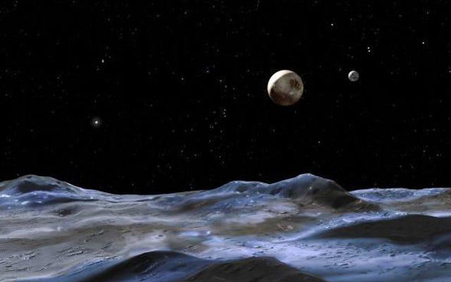 Cuando descubrimos Plutón, cambió la forma en que vimos el sistema solar
