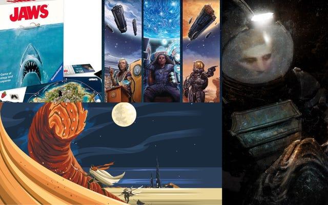 8 jeux géniaux basés sur des films, des émissions de télévision et des livres