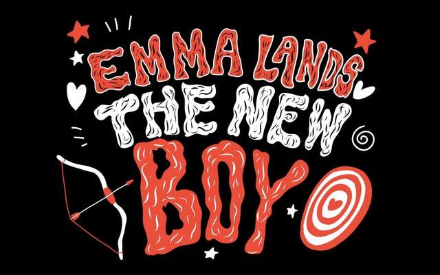 エマの十代の日記: '巨大なニュース!ヘンリーは私に尋ねました」