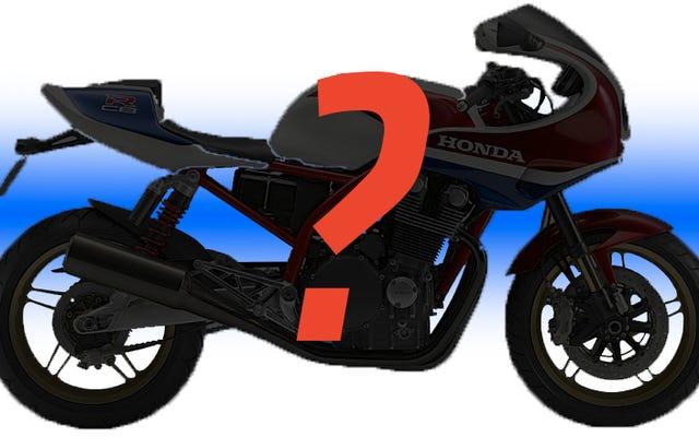 Honda Concept CB Type II będzie nową odsłoną klasycznego designu