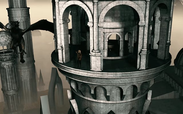 HBOには、ゲーム・オブ・スローンズの前のウェステロスの物語を伝えるアニメシリーズがあります。これはあなたの最初のエピソードです