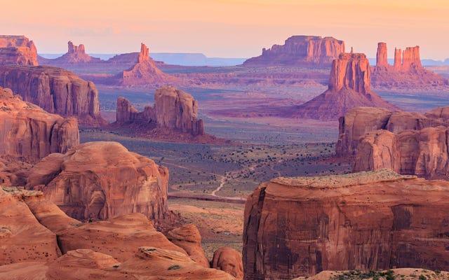 4年生は家族全員で無料の国立公園パスを取得できます