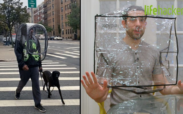 Will Living in a Personal Bubble Protect You From the Horrors of the Outside World?