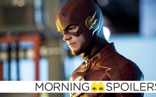 L'identité secrète du Evil Flash du crossover CW/DC a peut-être été révélée