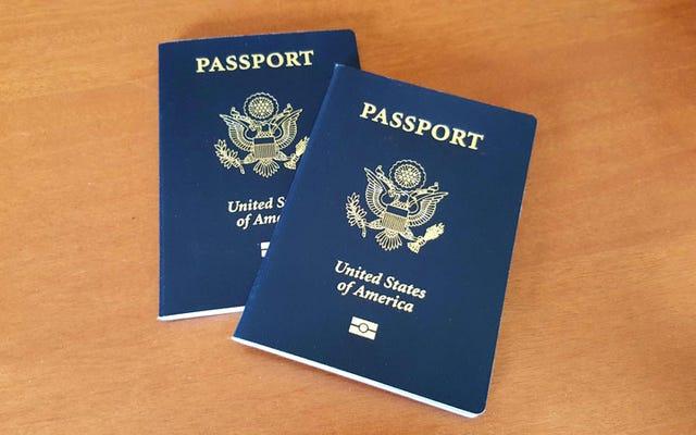 ขอหนังสือเดินทางซ้ำหากคุณเดินทางไปต่างประเทศบ่อยครั้ง