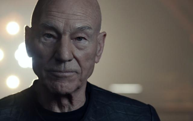 Star Trek: Picard nie wiedział, jak się czuł Jean-Luc, dopóki nie było za późno