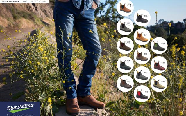 ブランドストーン:あなたの新しいお気に入りのチェルシーブーツは1870年代のタスマニアからのものです