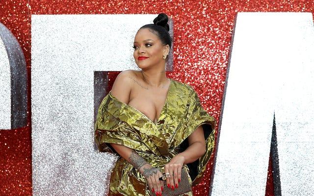 Bir Rihanna Reggae Albümünü ve bir Rihanna Pop Albümünü Hak Etmek İçin Ne Yaptınız?