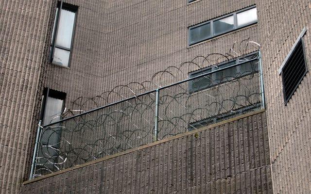 Les suicides dans les prisons sont évitables: comment une approche unique peut aider à freiner l'automutilation en détention