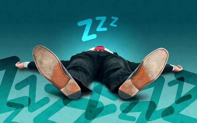 よく眠ってもいつも疲れているのはなぜですか?