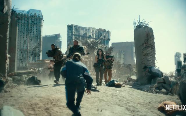 L'Armée des morts de Zack Snyder laisse tomber sa nouvelle bande-annonce intense