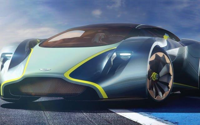 アストンマーティンはマクラーレンのお尻を蹴るためにさらに別のミッドエンジンハイパーカーを計画しています