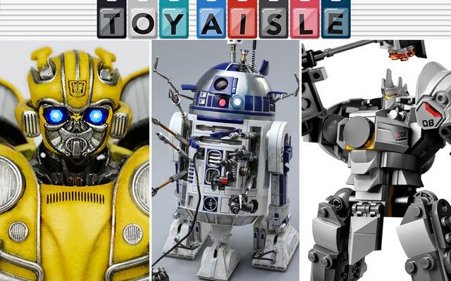 Lego Overwatch dan Souped-Up R2-D2 Adalah Mainan Terkuat Minggu Ini
