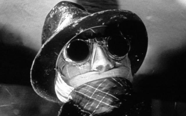 ダークユニバースが死ぬにつれて、新しい透明人間の映画が登場