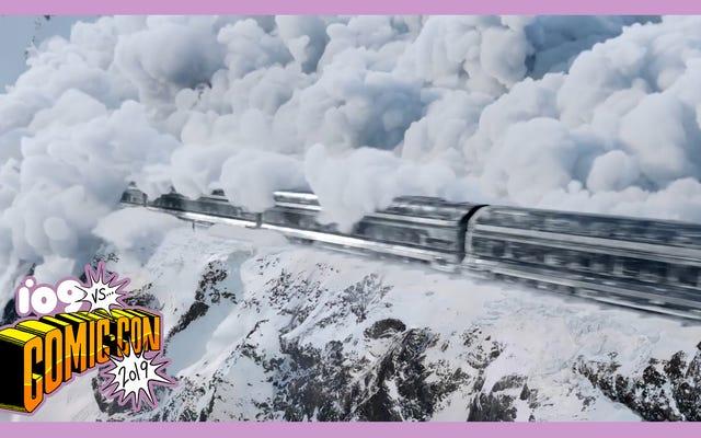 Jennifer Connelly Memiliki 'Reservasi' Tentang Snowpiercer ... Sampai Dia Melihat Desain Kereta Api
