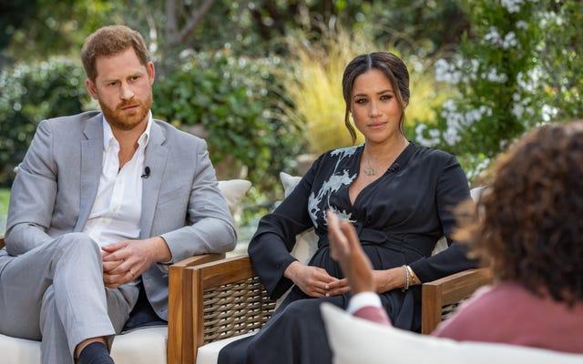 Meghan Markle le dit clairement: la famille royale joue un `` rôle actif dans la perpétuation des mensonges '' sur elle et Harry