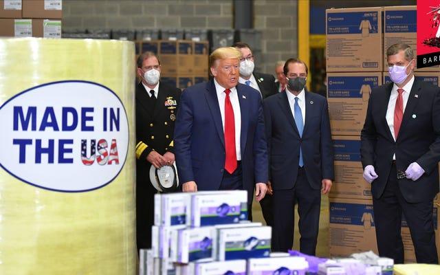 Zdejmij maskę w Fabryce Masek