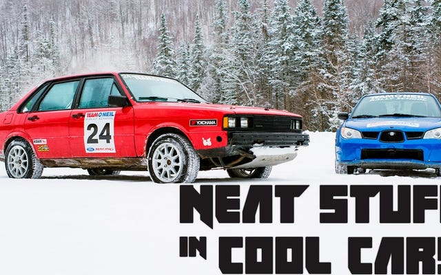 Así es como se comparan Audi y Subaru AWD en la nieve
