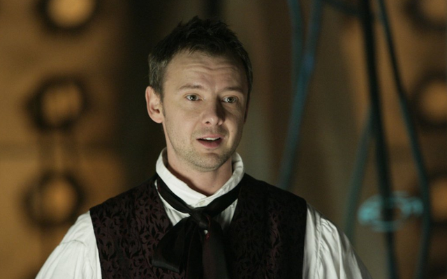 John Simm Kembali sebagai Master di Doctor Who