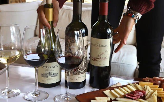 ワインとチーズはあなたの脳に良いです