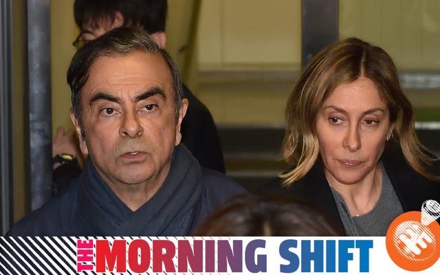 Le Japon vient de délivrer un mandat d'arrêt contre Carole Ghosn