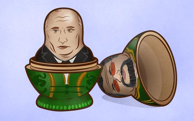 Làm thế nào Steven Seagal trở thành một con rối hữu ích cho các nhà độc tài thời hậu Xô Viết