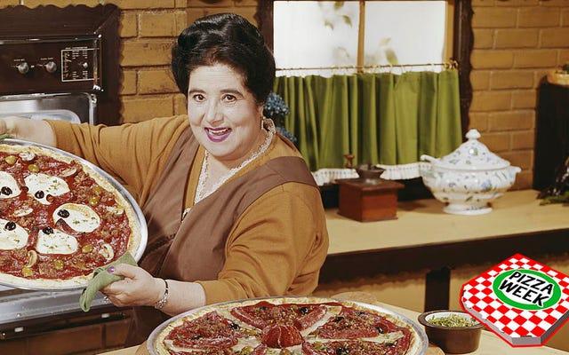 残ったピザを再加熱する最良の方法は何ですか?