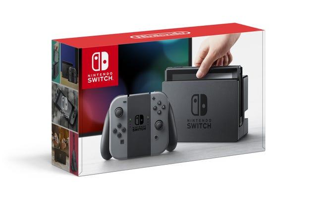 NintendoSwitchをたったの$ 234で今すぐ手に入れよう